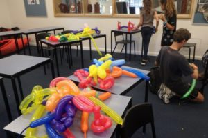 Pop Magic Balloon Twisting Workshop