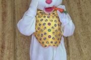 Easter Bunny Full Head Suit – No 1
