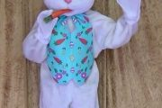 Easter Bunny – Full Head Suit
