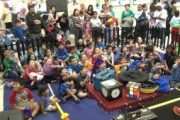 Magic Show at Mirrabooka Square Shopping Centre