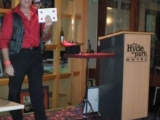 Magic Show at Hyde Park Hotel