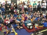 Magic Show at Mirrabooka Square